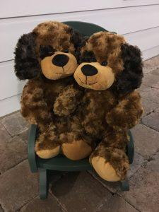 Lavender Teddy Bears